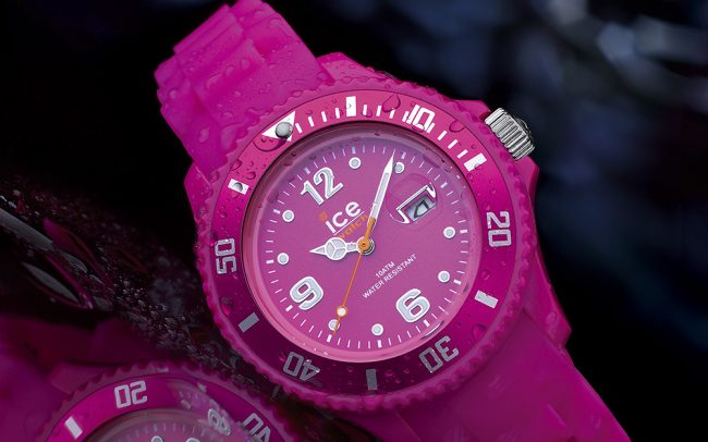 iCE-WATCH montre couverture Vous magazine