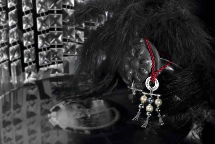 Années Folles pendentif-Rambaud