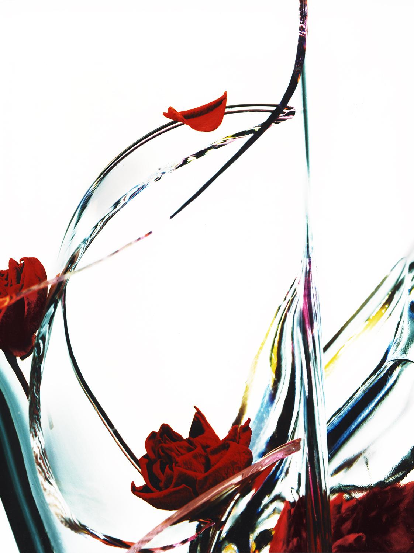 verre e rose
