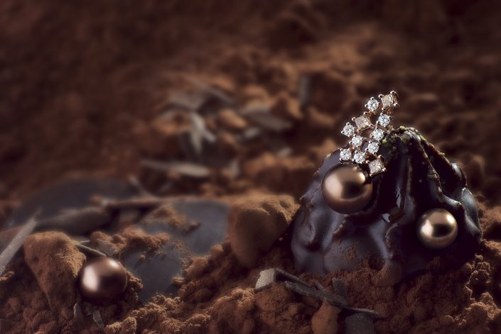 Absolute chocolate pendentif-Rambaud